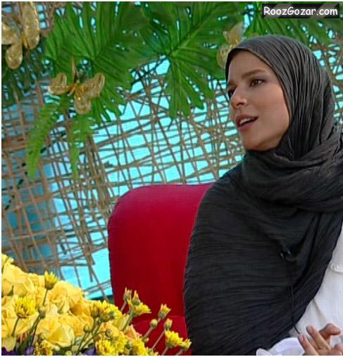 رامبد جوان و همسرش سحر دولتشاهی در برنامه زنده رود