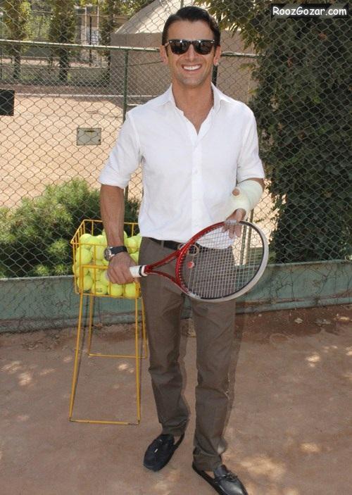 عکس+بازی+تنیس