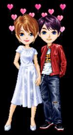 RoozGozar.com | تصاویر زیباسازی فانتزی عاشقانه